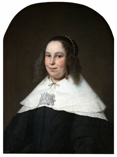 Portrait of the Burgomeister's Wife