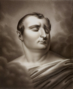 Portrait of the Dead Napoleon