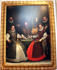 Portrait of the Gozzadini Family