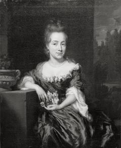 Porträt von Elisabeth Voet (1662-1738)