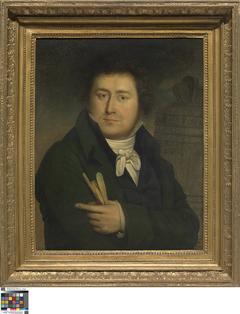Portret van Jacobus Dumery