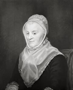 Portret van Johanna Carolina Alexandrina Loten (1753-1823), echtgenote van Johannes van Doelen