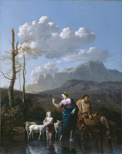 Return of the Holy Family from Egypt