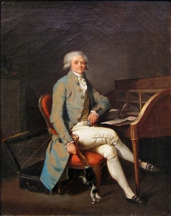 Robespierre by Boilly