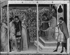 Saint Reparata before the Emperor Decius