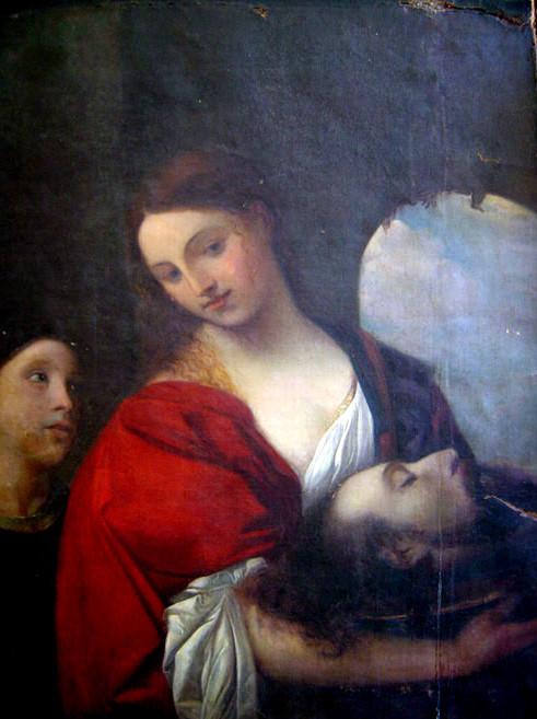 Salome with the Head of Saint John the Baptist