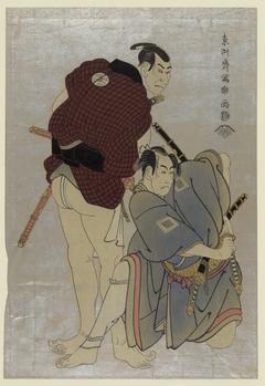 Sandaime ōtani oniji shodai ichikawa omezō