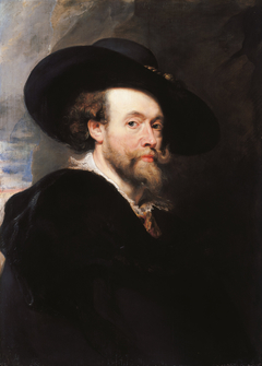 Self-portrait 1623