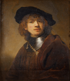 Girl In A Picture Frame Rembrandt Artwork On Useum