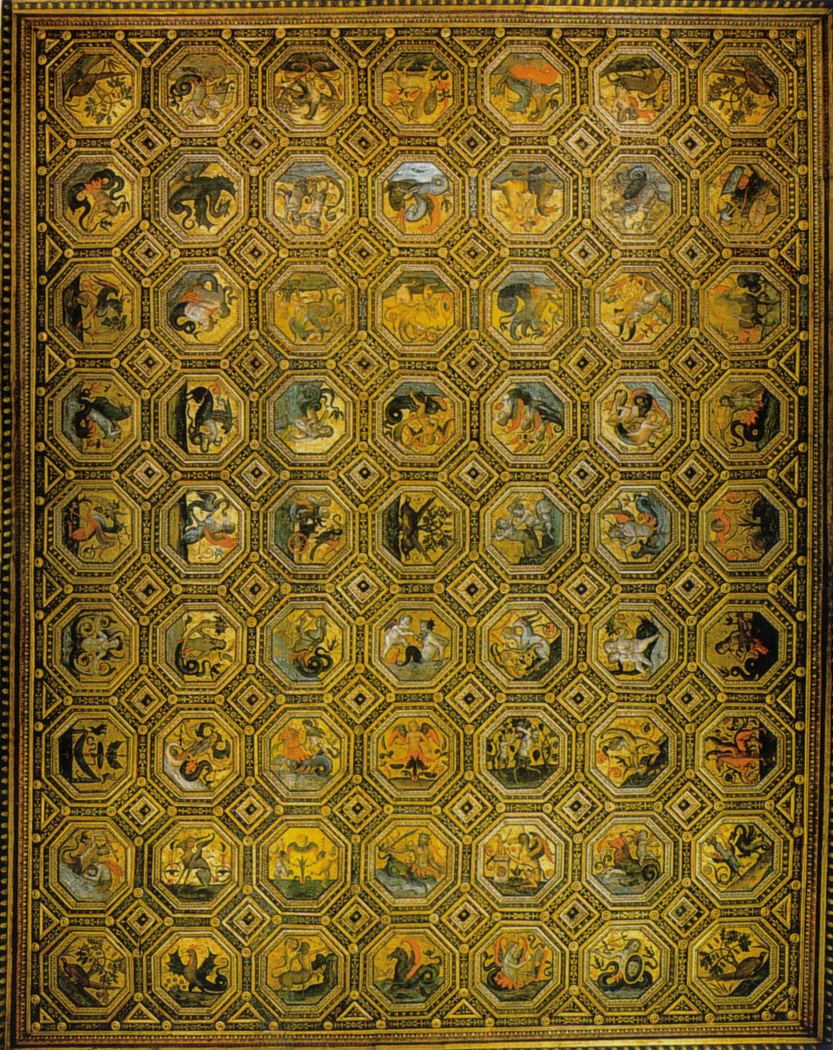 Semi-Gods Ceiling