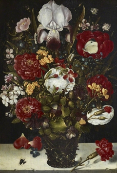 Still Life of Flowers in a Vase