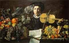 Still-Life with a Violinist