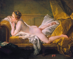 The Blonde Odalisque