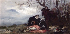 The Death of Corfitz Ulfeldt