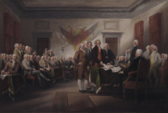The Declaration of Independence, July 4, 1776