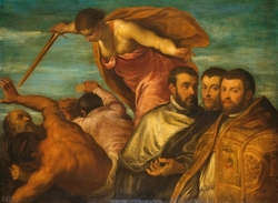 The Expulsion of the Vices of the Church