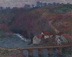 The Grande Creuse at Pont de Vervy