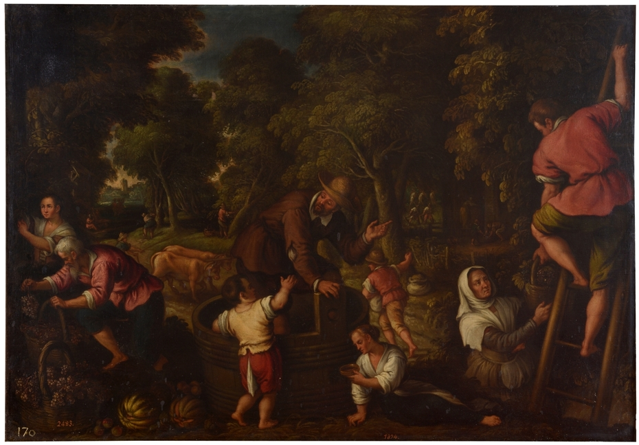 The Harvest or Autumn
