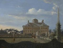 The Huis ten Bosch at The Hague