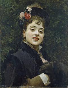 The Model Aline Masson