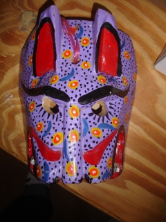 the old ugly mask