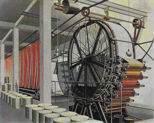 The Paper Machine