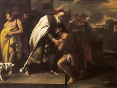 The Parable of the The Prodigal Son: Received Home by his Father