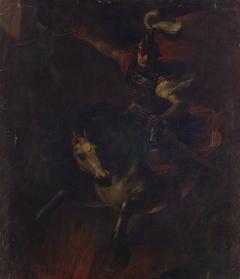 The Sacrificial Death of Marcus Curtius