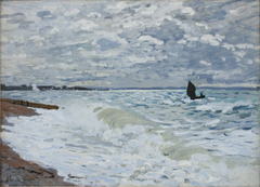 The Sea at Le Havre