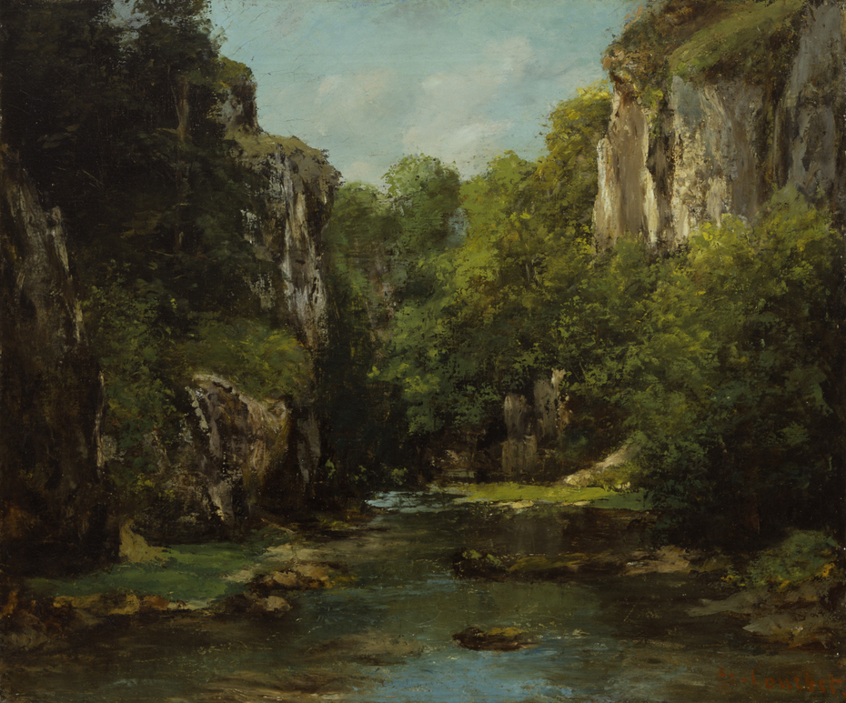 The Stream of the Black Well