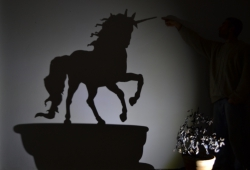 """The Unicorn...""""The Guardian of the Tree of Life"""""""