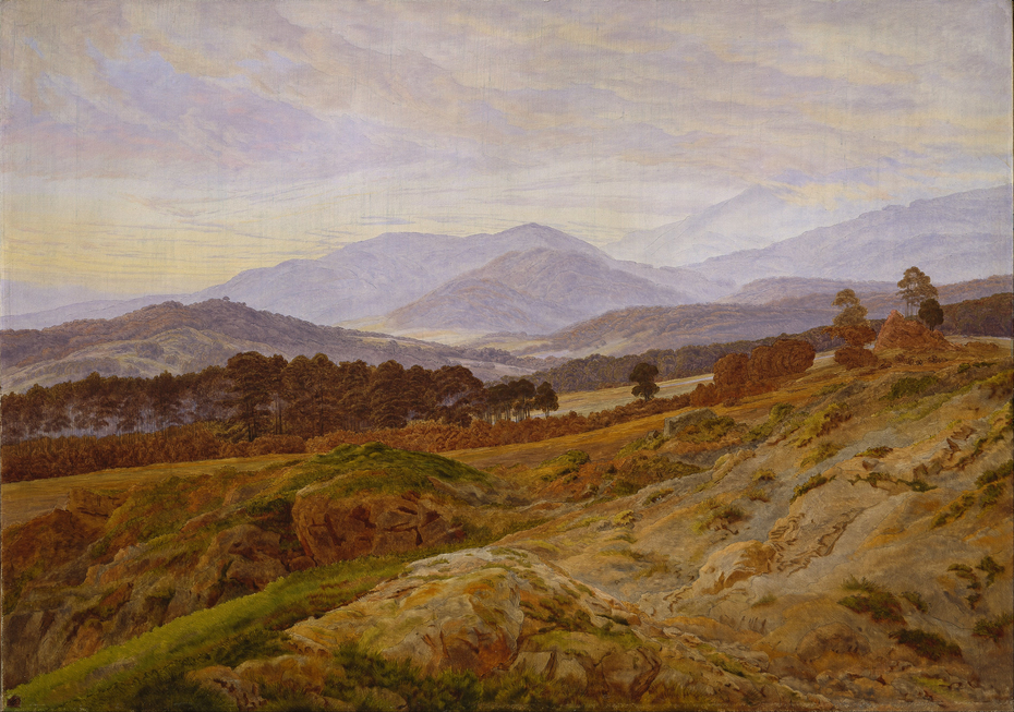 Mountain in Riesengebirge