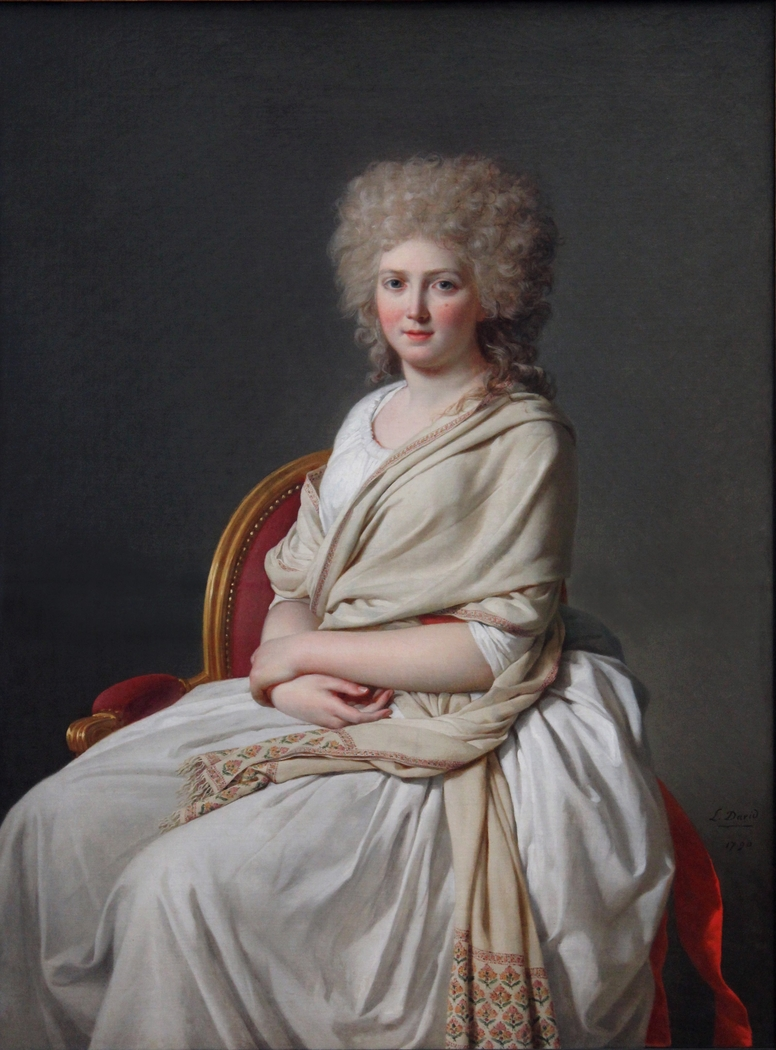 Portrait of Anne-Marie-Louise Thélusson, Countess of Sorcy