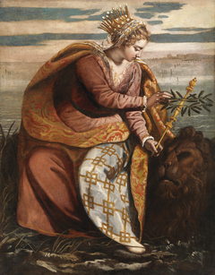 Venice, Queen of the Adriatic, Crowning the Lion of Saint Mark
