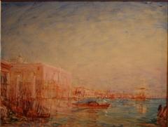 Venise le matin