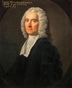 William Grant, Lord Prestongrange, about 1701 - 1764. Judge
