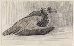 Zittende gier, naar rechts