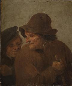 Zwei Bauern