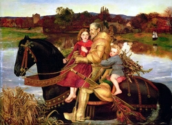 A Dream of the Past: Sir Isumbras at the Ford