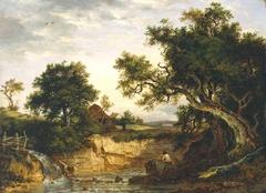 A Landscape ('The Angler's Nook')