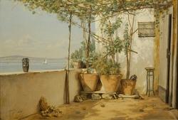 A Loggia from Procida