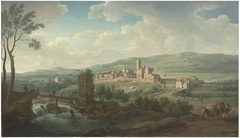 A View of Borghetto