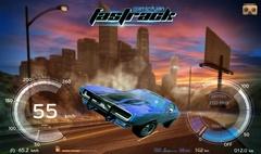Action Thriller VR Car Racing Game - VR technology - FasTrack
