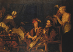 An Allegory Relating to Paracelsus