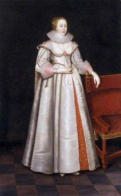 An Unknown Lady, called Countess of Essex (Frances Walsingham)