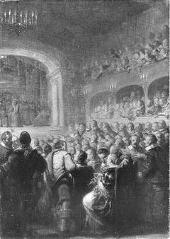 Anno 1637. De inwijding van de Amsterdamse schouwburg