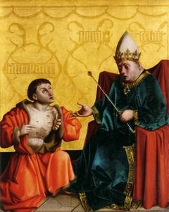 Antipater before Julius Caesar