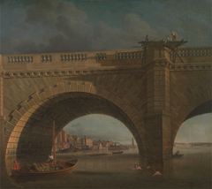 Arches of Westminster Bridge