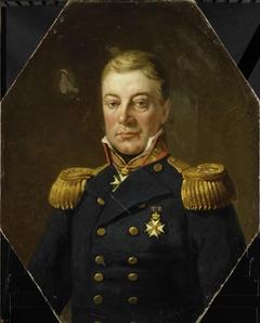 Arnold Adriaan Buyskes (1771-1838). Commissaris-generaal (1816-19)