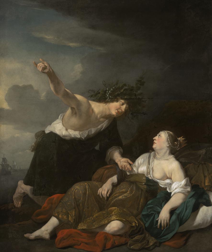 Bacchus andAriadne
